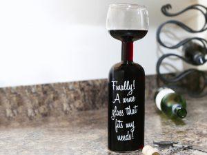 vinflaske