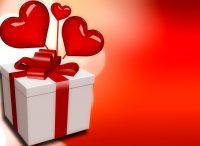 gave til kjæresten
