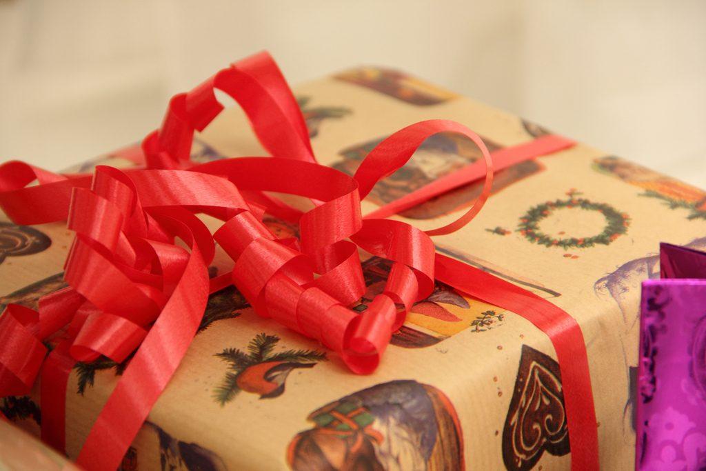 gave til svigermor