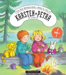 Karsten og Petra bøker Image