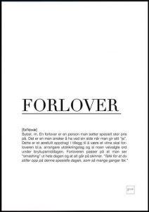 Poster - Forlover Image
