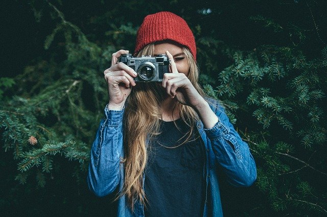 Gave til fotograf