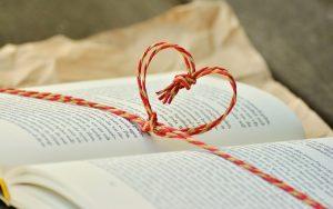 gave til en som er glad i å lese
