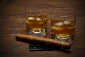 Gave til whisky elsker