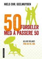 Bok - 50 fordeler med å passere 50 Image