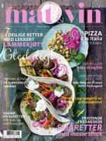 Abonnement på bladet Mat og Vin Image