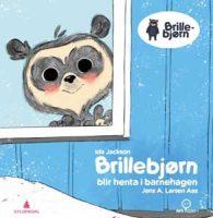 Bok - Brillebjørn blir henta i barnehagen Image