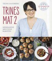 Bok - Trines mat 2, Middagene, menyene, baksten Image