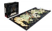 Game of Thrones 4D-puslespill Westeros Image