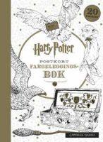 Harry Potter Postkort Fargeleggingsbok Image