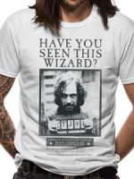 Harry Potter Sirius T-skjorte Image