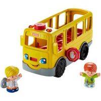 Little People skolebuss Image