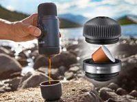 Nanopresso NS bærbar espressomaskin Image