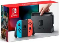 Nintendo Switch Spillmaskin Image