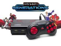 Spillkonsollen Retro-Bit Generations Image