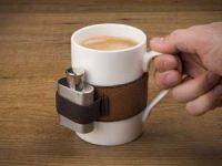 Spralla® krus med lommelerke Image