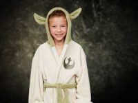 Star Wars Yoda Morgenkåpe til barn Image