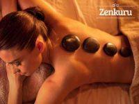 Zenkuru Hot Stone Massage Set Image