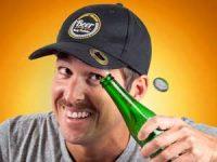 Caps med flaskeåpner Image
