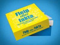 Fleip eller Fakta Spill Image
