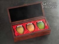 Game of Thrones drammeglass – Dragon Egg Image