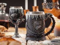 Game of Thrones seidel og vinglass – Winter is Coming Image