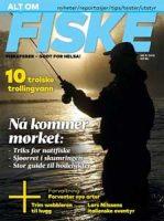 Gaveabonnement på Alt om fiske Image