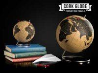 Globusen Cork Globe Image