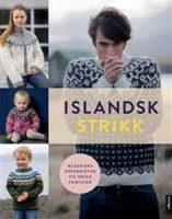 Bok: Islandsk strikk Image