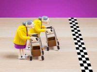Racing Grannies Image