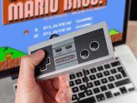 Retro NES USB-kontroll Image
