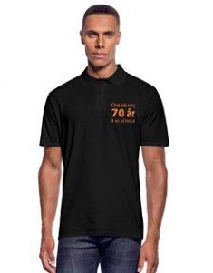 Polo-skjorte til 70 åring Image