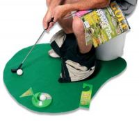 Toilet Golf Image