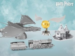 Harry Potter metallmodeller Image