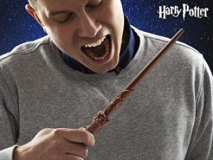 Harry Potter tryllestav av sjokolade Image