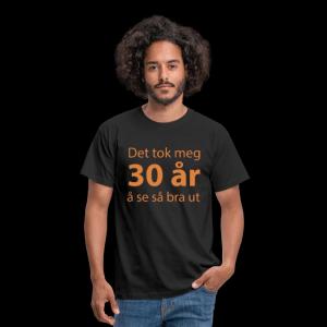 T-skjorte for 30-åring (menn) Image