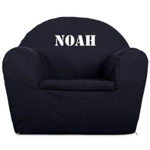 Barnestol med navn Image