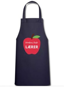 Kokkeforkle - Verdens beste lærer Image