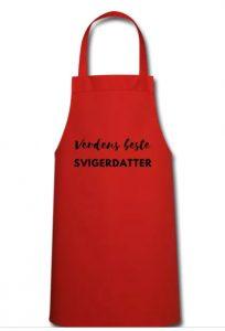 Kokkeforkle - Verdens beste svigerdatter Image