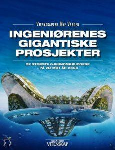 Bok - Ingeniørenes gigantprosjekter Image