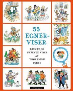 Bok - 55 Egner-viser Image