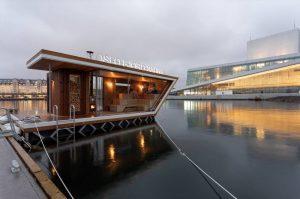 Privat Badstue i Oslofjorden - Opplevelsesgave Image
