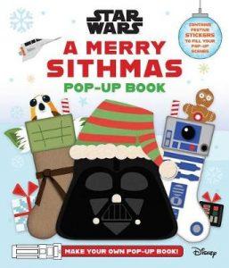 Star Wars: A Merry Sithmas Pop-Up Book Image