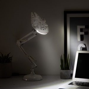 Star Wars Lampe Millenium Falcon Image