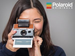 Vintage-kameraet Polaroid Originals SX-70 Image