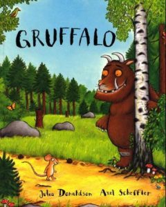 Bok - Gruffalo Image