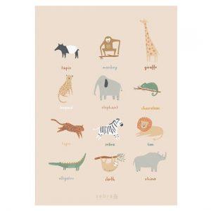 Poster til barnerommet Image