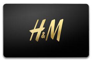 Gavekort fra H&M Image