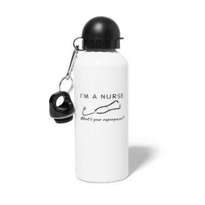 Drikkeflaske til sykepleier - I