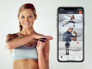 Activ5 smart, bærbart treningsredskap Image